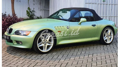 1997 BMW Z3 - Green Cabriolet