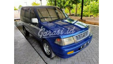 2001 Toyota Kijang LX D - Barang Istimewa Dan Harga Menarik