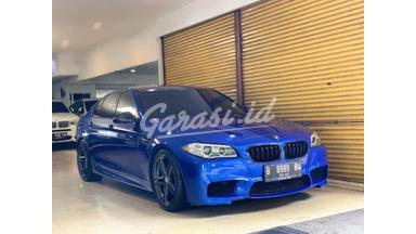 2017 BMW 520i Luxury - Bekas Berkualitas