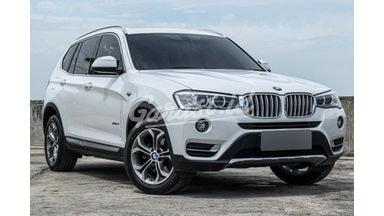 2015 BMW X3 xline - Murah Dapat Mobil Mewah