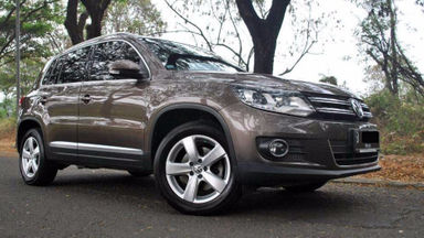 2013 Volkswagen Tiguan TSI - SIAP PAKAI!