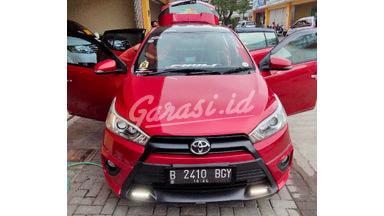 2015 Toyota Yaris TRD