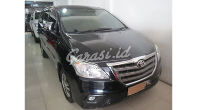 2014 Toyota Kijang Innova g - Harga Bersahabat