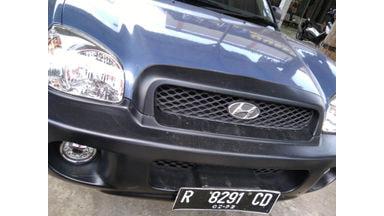 2001 Hyundai Santa Fe MT - Terawat Siap Pakai