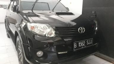 2013 Toyota Fortuner G - Istimewa Seperti Baru