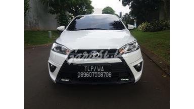 2016 Toyota Yaris S