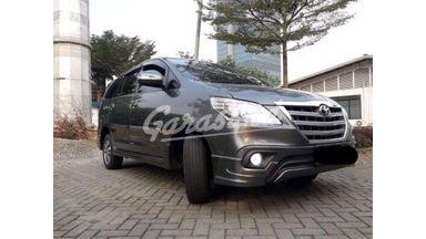 2015 Toyota Kijang Innova G Luxury - SIAP PAKAI!