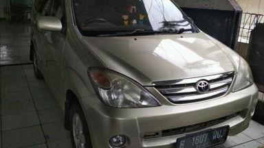Jual Mobil Bekas 2005 Toyota Avanza G Kota Tangerang 00ag475 Garasi Id