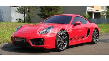2013 Porsche Cayman 2.7 Sport Chrono - Gres KM Rendah