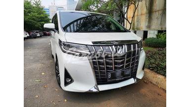 2018 Toyota Alphard G ATPM