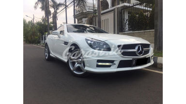 2013 Mercedes Benz Slk SLK250 AMG - Good ConditioN (Simpanan)