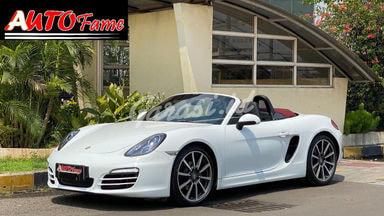 2013 Porsche Boxster 2.7 Sport Chrono - Jarang Pakai