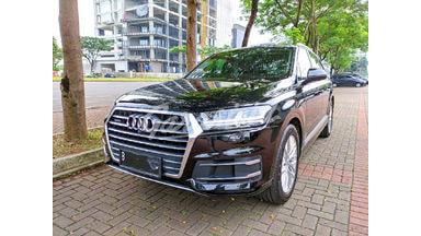 2017 Audi Q7 TFSI Quattro