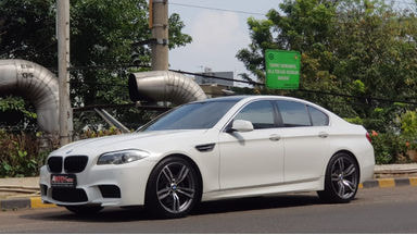 2013 BMW 520i Luxury - Barang Istimewa Dan Harga Menarik