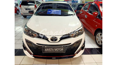 2018 Toyota Yaris S TRD