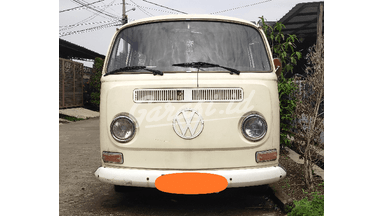 1968 Volkswagen Combi T2A Early Bay - kondisi apa adanya