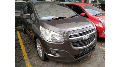 2013 Chevrolet Spin LTZ - Terawat Siap Pakai