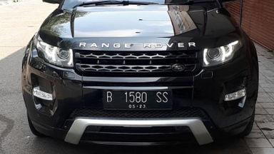 2013 Land Rover Range Rover Evoque Dynamic Luxury 2.0 si4 - Mulus Terawat