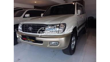 2000 Toyota Land Cruiser VX 100 - Barang Bagus, Harga Menarik