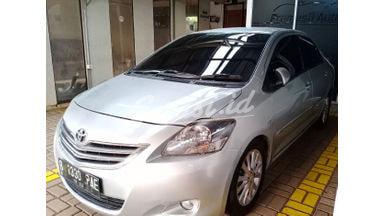 2012 Toyota Vios G - Manual Good Condition