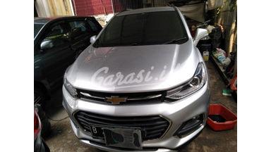2017 Chevrolet Trax LTZ - Siap Pakai