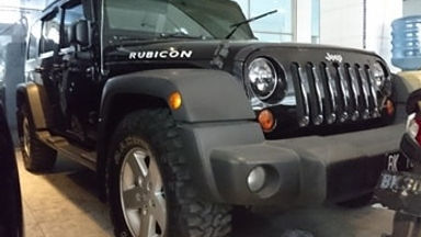 2009 Jeep Wrangler RUBICON - Barang Mulus dan Harga Istimewa