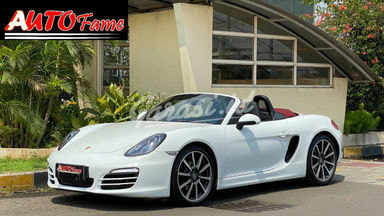 2013 Porsche Boxster Sport Chrono - Istimewa Siap Pakai