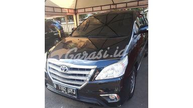 2015 Toyota Kijang Innova V - Bekas Berkualitas