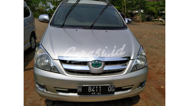 2005 Toyota Kijang Innova V - Terawat Siap Pakai