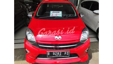 2015 Toyota Agya TRD-S - Barang Istimewa