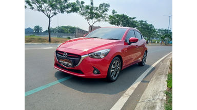 2015 Mazda 2 R Skyactive - Matic Good Condition Favorit Dan Istimewa