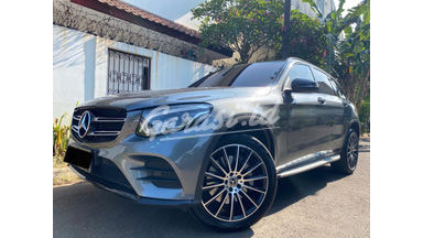 2018 Mercedes Benz GLC Night Edition - Unit Bagus Bukan Bekas Tabrak