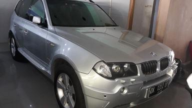 2006 BMW X3 2.0 - Siap Pakai Mulus Banget