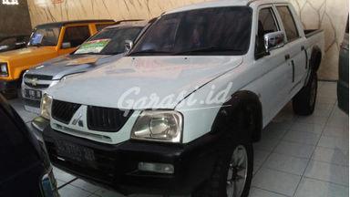 2007 Mitsubishi Strada HD-X - Siap Pakai