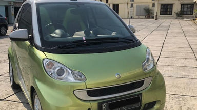 2011 Smart For Two MHD Coupe Softop Cabriolet - Good Contition Like New