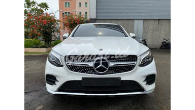 2019 Mercedes Benz GLC Coupe AMG - Good Condition