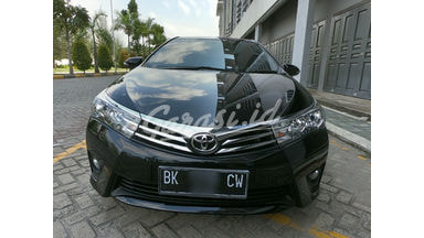 2015 Toyota Corolla Altis G