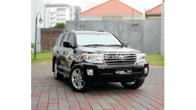 2011 Toyota Land Cruiser UK