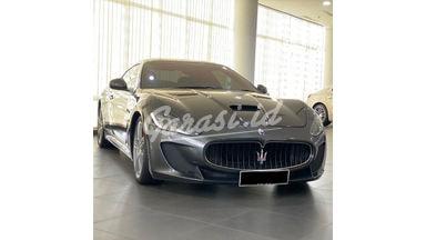 2014 Maserati Granturisimo