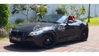 2014 BMW Z4 Cabrio S-Drive