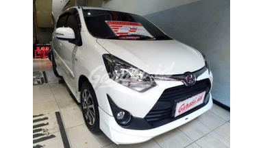 2017 Toyota Agya TRD Sportivo