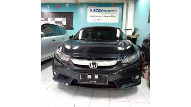 2016 Honda Civic Turbo - Mulus Langsung Pakai