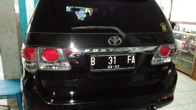 2011 Toyota Fortuner G - Unit Siap Pakai (s-3)