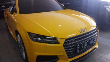 2018 Audi TTS Coupe - Warna Favorit  Seperti Baru