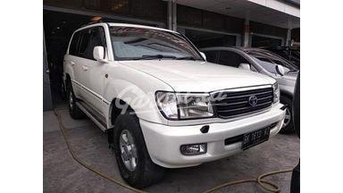 2004 Toyota Land Cruiser VX LIMITED - Kondisi Mulus