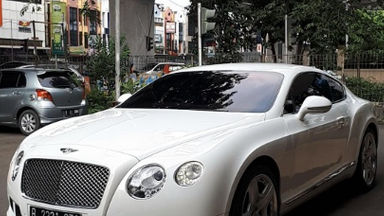 2012 Bentley Continental GT - Istimewa