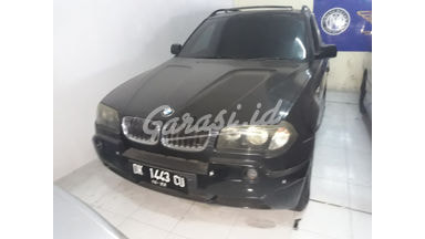 2003 BMW X3 at - Good Condition