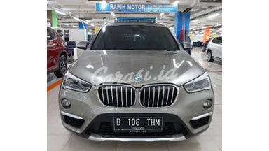 2016 BMW X1 X-Line Panoramic