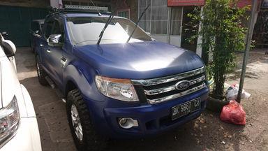 2012 Ford Ranger XLT - MULUS SIAP PAKAI