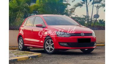 2012 Volkswagen Polo 1.4